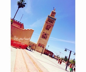 arab and marrakech image