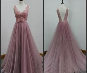 Prom, prom dress, and party dress image