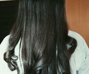 black, goals, and hairs image