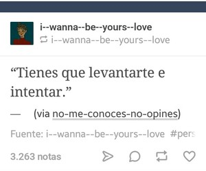 frases, frases en español, and tumblr image