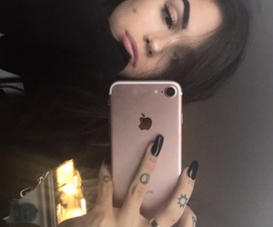 Tattoos, maggie lindemann, and gorgeous image
