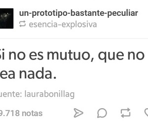 frases, tumblr, and frases en español image