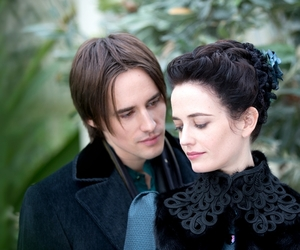 penny dreadful, dorian gray, and vanessa ives image