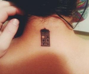 doctor who, inspiration, and tardis image