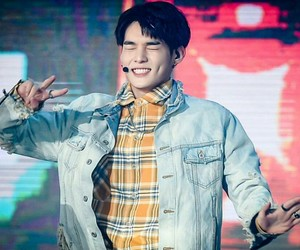 kpop, cute, and sejun image