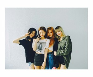 korean, lisa, and blackpink image