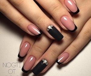 nails and ногти image