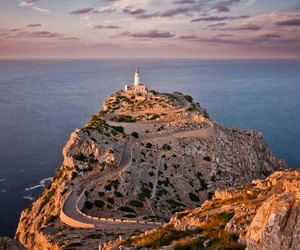 spain, travel, and sea image