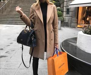 trench jacket look image