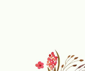wallpaper, fall, and flowers image