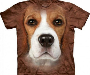 funny pictures, funny images, and 3d dog face tshirt image