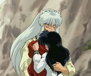 inuyasha, anime, and manga image