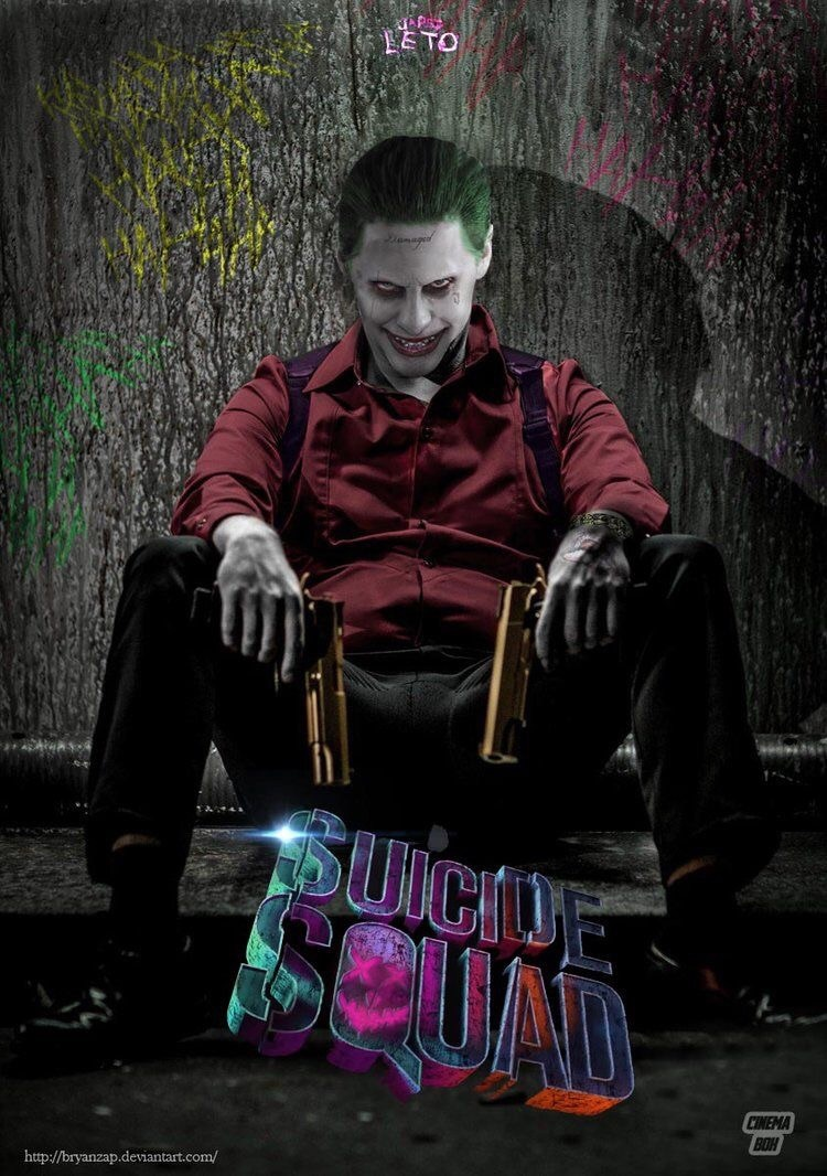 Image About Jared Leto In Suicide Squad Wallpapers By Queen Yadias