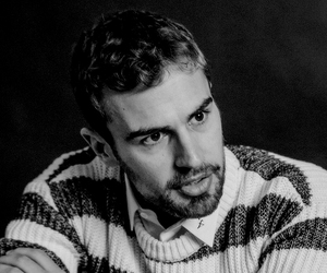 theo james, divergent, and handsome image