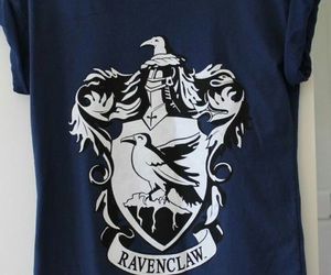 harry potter, blue, and ravenclaw image
