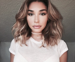girl, chantel jeffries, and beauty image
