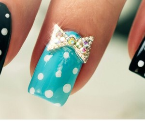 beautiful, love it, and nails image