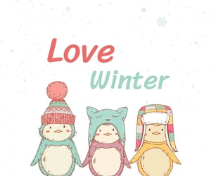 winter and love winter image
