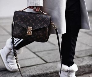 boots, Louis Vuitton, and street image