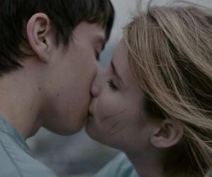 kiss, love, and emma roberts image