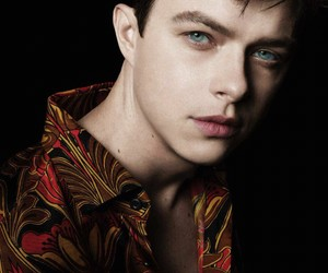 dane dehaan and Prada image