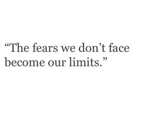 quotes, fear, and limit image