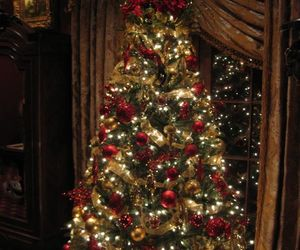 tree and christmas image