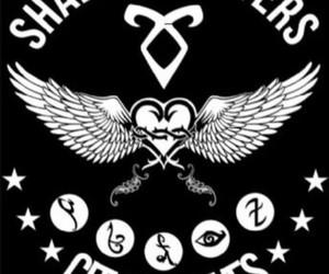 books and runes image