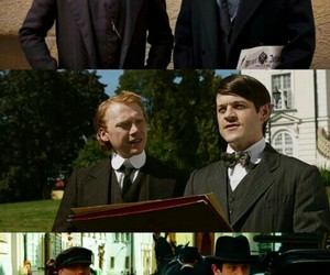 adolf hitler, rupert grint, and tv serie image