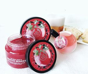 body butter, body care, and christmas image