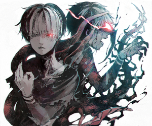 anime, tokyo ghoul, and boy image