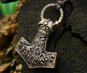 norway, pagan, and viking image