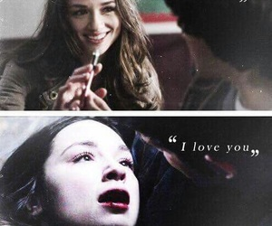 teen wolf, allison argent, and crystal reed image