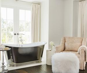 bath, bathroom, and california image