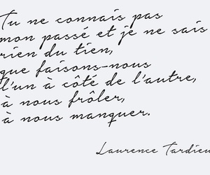 french, quote, and citation image