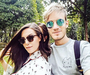 fabulous, marzia bisognin, and pewdiepie image