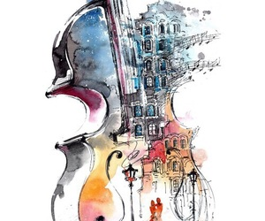 art and music image