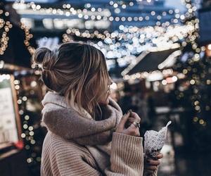 christmas, inspiration, and scarf image