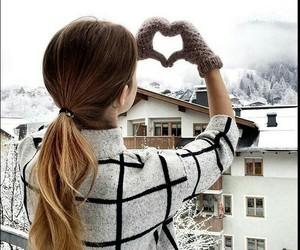 christmas, winter, and fashion image