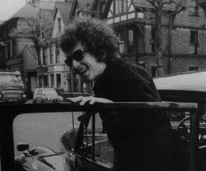 black and white, bob dylan, and Dream image