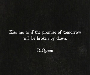 dawn, promise, and quote image