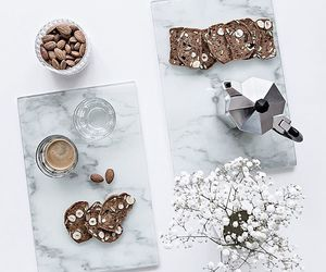 food, home, and marble image