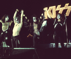 kiss, 70s, and demon image
