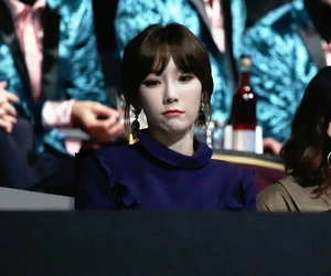 girls generation and taeyeon image