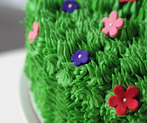 adorable, baking, and cake image