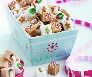 christmas, sugar, and sweet image