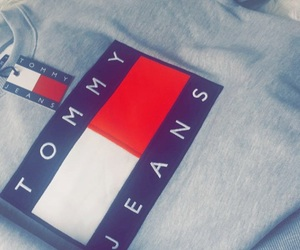 mode, red, and tommy image
