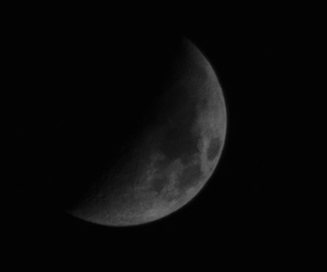 blogger, moon, and Nikkor image