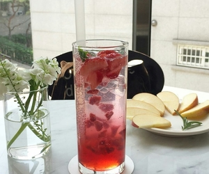 drink, food, and FRUiTS image