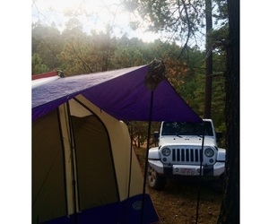 adventure, camping, and jeep image